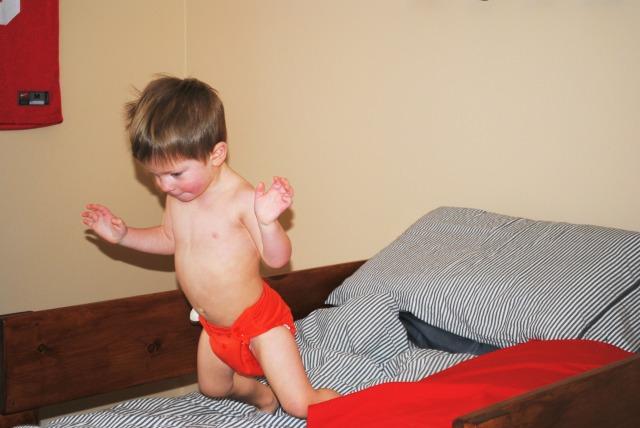 Toddler Rails 6